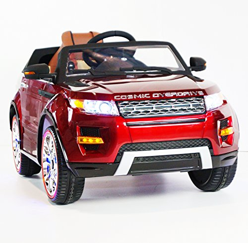 Range Rover Style 12 Volt Mp3 Electric Battery Powered