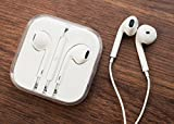 APPLE New 100 % OEM High Quality Earphones with Remote and Mic Control