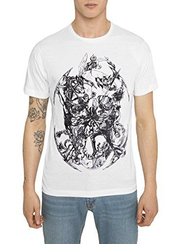 maglietta-da-uomo-t-shirt-urban-fashion-rock-maglia-nera-con-stampa-graffiti-tattoo-survival-cotone-
