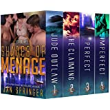 Shades of M�nage: A M�nage Romance Box Set Series:  Ultimate Four-Book Collection (English Edition)