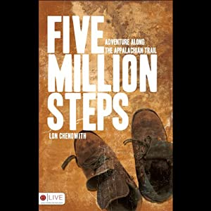 Five Million Steps Audiobook