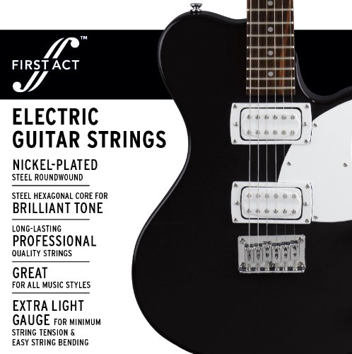 first act extra light electric guitar strings mx649. Black Bedroom Furniture Sets. Home Design Ideas
