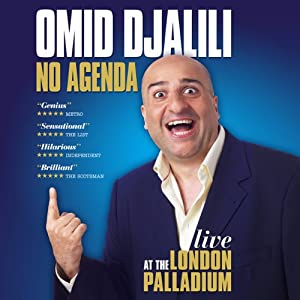 Omid Djalili Live: No Agenda Performance