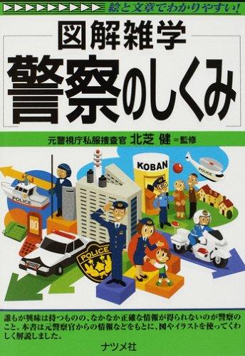 警察のしくみ (図解雑学)