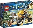 LEGO Chima Lennox Lion Attack 70002