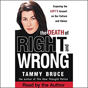 The Death of Right and Wrong Audiobook