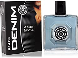 Denim & Co. Denim Black After Shave Lotion 100 mL with Free Ayur Soap