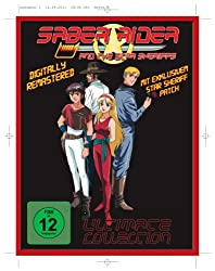 Saber Rider and the Star Sheriffs - The Ultimate Collection [10 DVDs]
