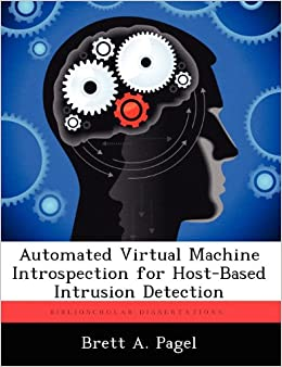 intrusion detection thesis 2012