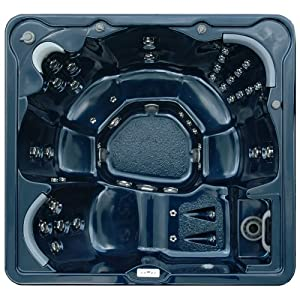 Raindance Spas Cascade 6-Person Hot Tub (Discontinued by Manufacturer)