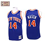 Anthony Mason Knicks 1991 Mitchell & Ness Jersey