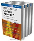 img - for Catalysis from A to Z: A Concise Encyclopedia, 4 Volume Set book / textbook / text book