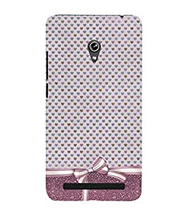 Decorative Pattern Cute Fashion 3D Hard Polycarbonate Designer Back Case Cover for Asus Zenfone 5 A501CG :: Asus Zenfone 5 Intel Atom Z2520 :: Asus Zenfone 5 (Intel Atom Z2560)
