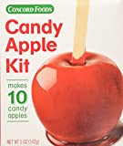 Concord Foods Candy Apple Kit makes 10 Candy Apples 5oz