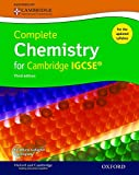 Complete Chemistry for Cambridge IGCSE ® Student book (Third edition) (Complete Science Igcse)