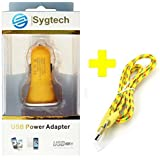 Car Charger:2 Port USB Car Charger 2.1 Amp And Micro-USB Cable,data Sync And Charging Cable For Samsung Galaxy...