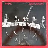 KANSAS Drastic Measures LP Vinyl VG++ Cover VG++ Pic Sleeve 1983 QZ 39733