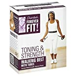 Forever Fit Walking Belt, with Tubes, Toning & Strength, 1 belt