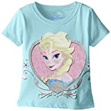 Extreme Concepts Little Girls' Frozen Singing Elsa Tee
