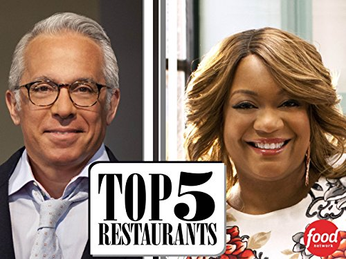 Top 5 Restaurants Season 1