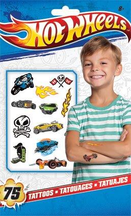 Hot Wheels Tattoos - 1