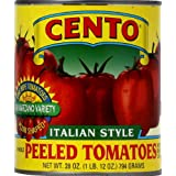 Cento Plum Tomatoes, 28-Ounce Cans (Pack of 12) ~ Cento