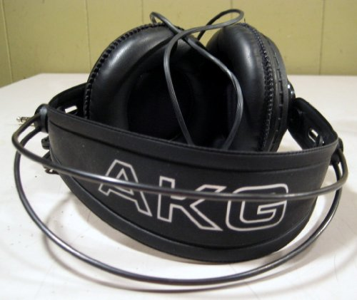 Akg K240Df Studio Monitor Headphones