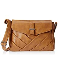 Caprese Gracia Women's Sling Bag (Tan)