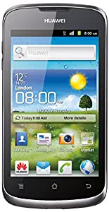 Vodafone Huawei Ascend G300 Pay as you go Smartphone - White/Silver