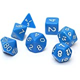 Set 7PCS Dé Dice Die D4~D20 À Jeux DUNGEONS & DRAGONS RPG Donjons et Dragons D&D