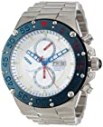 ANDROID Men's AD905BBUS Divemaster Enforcer 7750 Swiss Valjoux Chronograph Automatic Watch