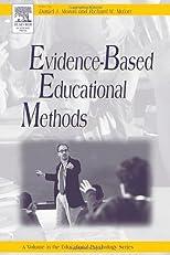 Evidence-Based Educational Methods (Educational Psychology)