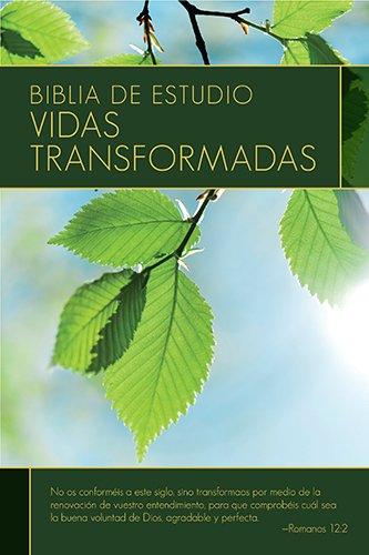 Sainte Bible : Biblia de estudio / étude de la Bible - Vidas transformadas / la vie transformée
