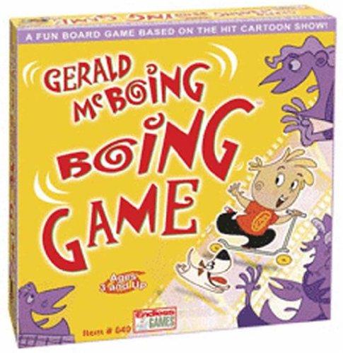 Gerald McBoing Boing Game