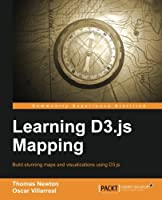 Learning D3.js Mapping Front Cover
