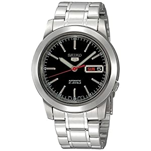 Seiko Snxs79k Automatic Stainless Steel
