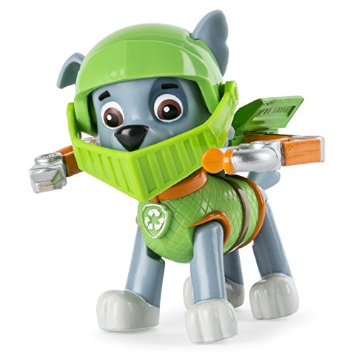 Paw Patrol - Hero Pup - Mission Quest Rocky