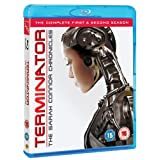 Terminator - The Sarah Connor Chronicles - Season 1-2 [Blu-ray] [2009]by Lena Headey