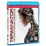 Terminator - The Sarah Connor Chronicles - Season 1-2 [Blu-ray] [2009]by Lena Headey