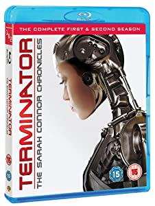 Terminator - The Sarah Connor Chronicles Seasons 1 and 2 [Blu-ray] [Import anglais]