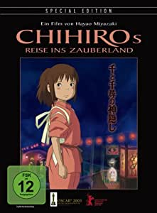 Chihiros Reise ins Zauberland (Special Edition) [2 DVDs]