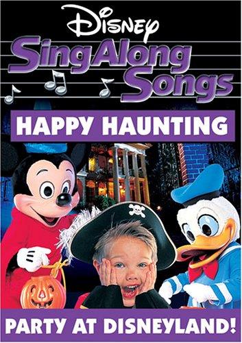 Disney's Sing-Along Songs - Happy Haunting - Sing Along Songs Happy Haunting