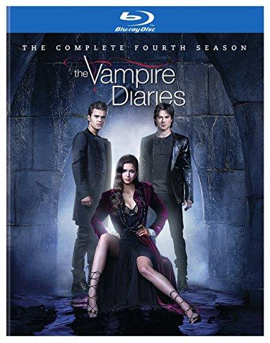 Blu-ray : The Vampire Diaries: Season 4 [Blu-ray] [+Peso($32.00 c/100gr)] (US.ME.10.05-3.99-B00HETODXU.9631)