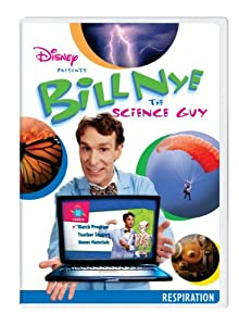 Bill Nye the Science Guy: Respiration Classroom Edition [Interactive DVD]