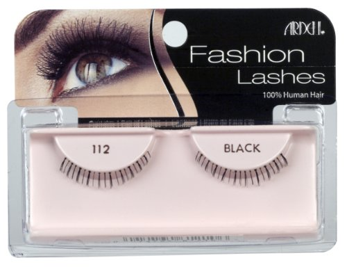 Ardell Fashion Lashes Pair - 112 Lower Lashes Black (Pack of 4)