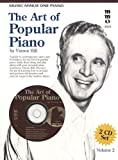 img - for Music Minus One Piano: The Art of Popular Piano Vol. II (Two CD Set) book / textbook / text book