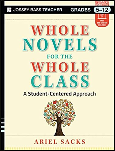 Book cover: whole novels for the whole class