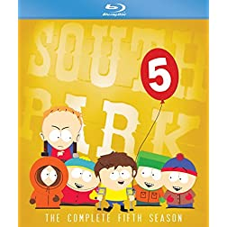 South Park: Complete Fifth Season [Blu-ray]