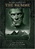 The Mummy: The Legacy Collection (The Mummy / Mummy's Hand / Mummy's Tomb / Mummy's Ghost / Mummy's Curse)