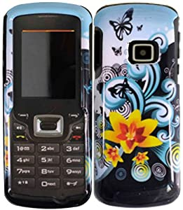 Yellow Lily Hard Case Cover for Kyocera Presto S1350 from HRTWireless